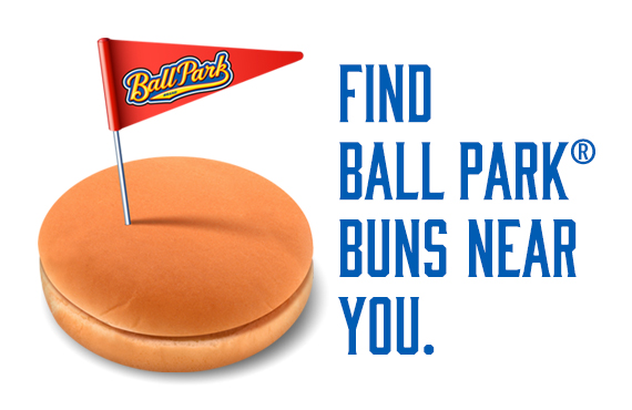 Find Ball Park Buns Near You